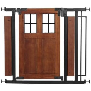 Evenflo Barn Door Walk Thru Gate