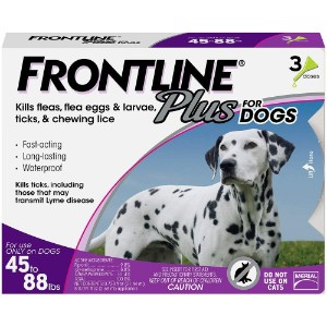 Frontline Plus For Dogs Product Image