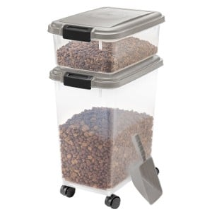 5 Best Dog Food Container Reviews (Updated 2019) 3
