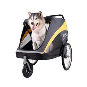 Ibiyaya Large Pet Stroller
