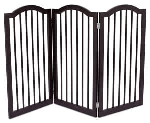Internet's Best Pet Gate With Arched Top