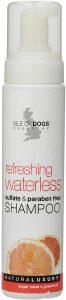 Isle Of Dogs Refreshing Waterless Shampoo