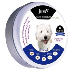 Jmxu's Flea And Tick Collar For Dogs Product Image