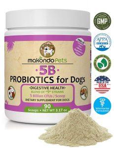 Makondo Pets Probiotics