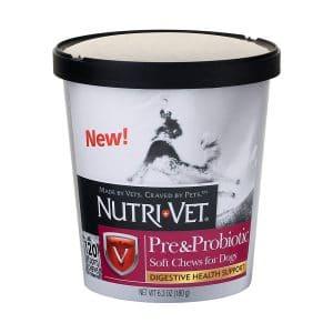 Nutri Vet Pre And Probiotic