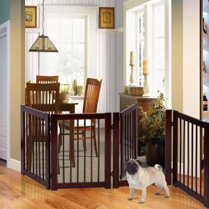 Petsjoy 30in Pet Gate