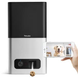 Petcube Bites Pet Camera With Treat Dispenser Product Image