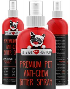 Pets Are Kids Too Anti Chew Dog Training Spray