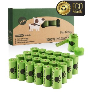 Pets N Bags Earth Friendly Dog Waste Bags Product Image