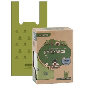 Pogi's Poop Bags With Easy Tie Handles Product Image