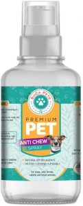 Premium Pet No Chew Spray For Dogs And Cats
