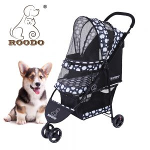 Roodo Escort 3 Wheel Pet Strollers