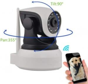 Rva Camworks Dog Monitor