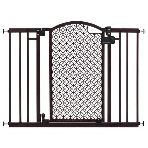Summer Modern Home Decorative Walk Thru Baby Gate