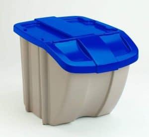 Suncast 72 Qt Food Storage Bin