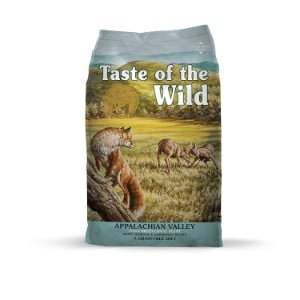 Taste Of The Wild Grain Free High Protein Real Meat Recipe Premium Dry Dog Food Product Image