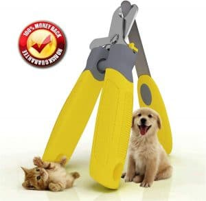 Trim Pet Dog Nail Clippers