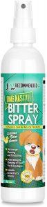 Vet Recommended Bitter Lemon Spray For Dogs