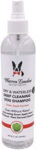 Warren London Dry And Waterless Deep Cleaning Shampoo