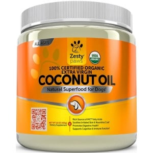 5 Best Coconut Oil for Dogs Reviews (Updated 2019) 2