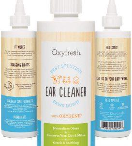 Advanced Pet Ear Cleaner By Oxyfresh