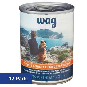 Amazon Brand Wag Wet Canned Dog Food