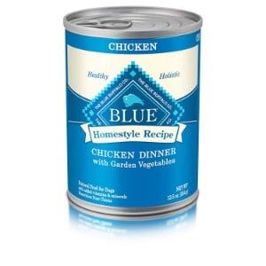 Blue Buffalo Homestyle Recipe Natural Adult Wet Dog Food Product Image