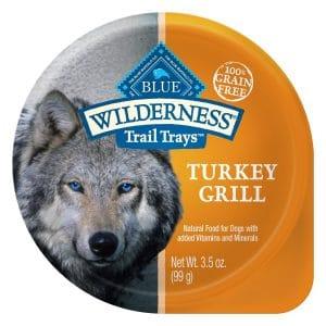 Blue Buffalo Wilderness Trail Trays High Protein Grain Free