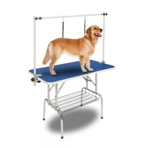 Bonnlo Upgraded Pet Grooming Table