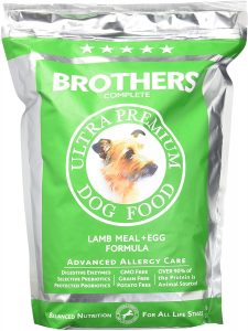 Brothers Complete Lamb & Egg Advanced Allergy Formula