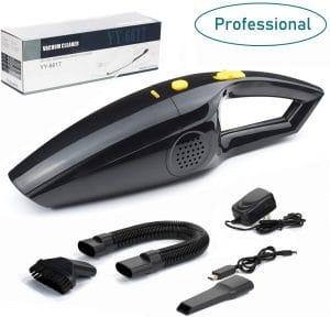 Cinlinso Rechargeable Pet Hair Vacuum
