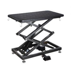Comfortgroom Accordion Lift Electric Grooming Table