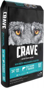 Crave Grain Free Adult Dry Dog Food