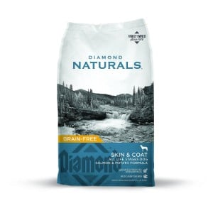 Diamond Naturals Real Meat Recipe Premium Specialty Dry Dog Food Product Image