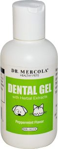 Dr. Mercola Dental Gel With Herbal Extracts