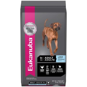 Eukanuba Adult Dry Dog Food Chicken Product Image