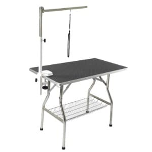 Flying Pig Pet Foldable Grooming Table Product Image