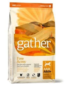Gather Free Acres Organic Dog Food