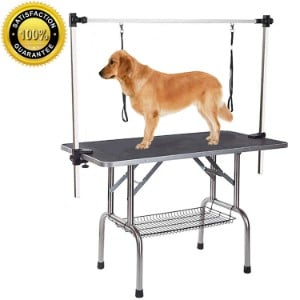 Gelinzon Dog Grooming Table Product Image