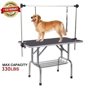 Haige Pet Grooming Table For Large Dogs
