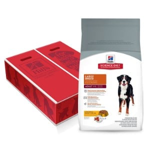 Hill's Science Diet Adult Large Breed Dog Food Product Image