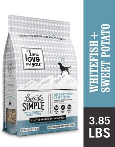 I And Love And You Lovingly Simple Dry Dog Food