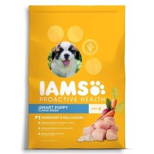 Iams Proactive Health Puppy Dry Dog Food Product Image