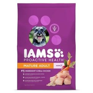 Iams Proactive Health Senior Dry Dog Food Product Image