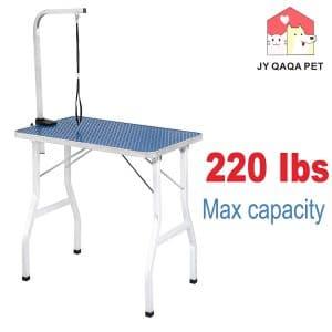 Jy Qaqa Pet Pet Dog Grooming Table