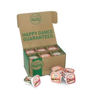 Nutro Adult Cuts In Gravy Wet Dog Food Trays Variety Pack Product Image