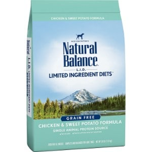 Natural Balance Limited Ingredient Diets Dry Dog Food Product Image