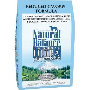 Natural Balance Original Ultra Reduced Calorie Dry Dog Food Product Image