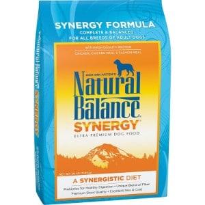 Natural Balance Synergy Ultra Premium Dry Dog Food Product Image