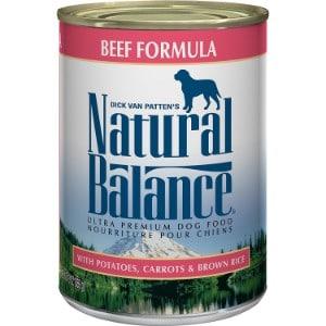 Natural Balance Ultra Premium Wet Dog Food Product Image